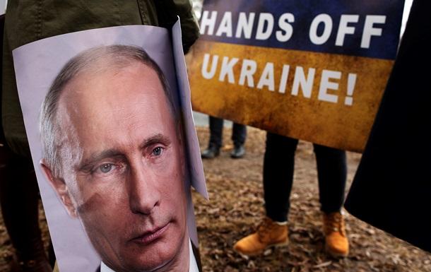 Путинский демарш. Российские культурные деятели высказались насчет ситуации в Украине