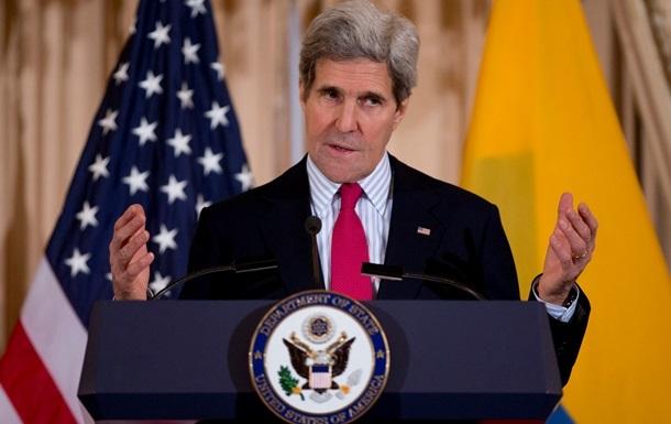 Украина ждет от госсекретаря США подтверждения гарантий безопасности - МИД