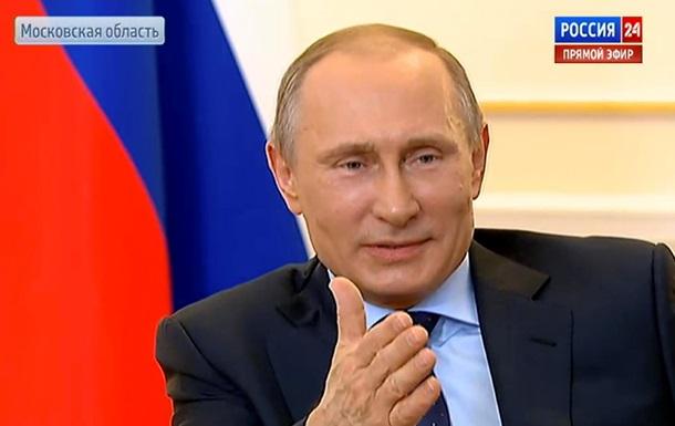 Путин: У Януковича не было шансов на переизбрание президентом