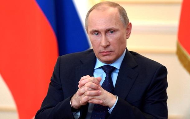 Россия не признает выборы президента в Украине, если они будут проходить при  терроре  - Путин