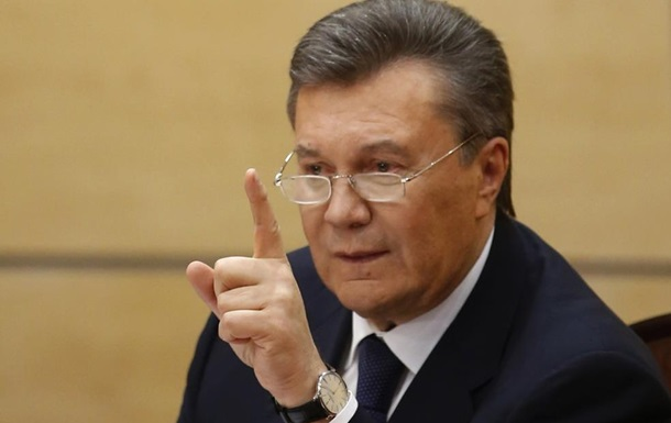 Янукович жив и здоров - Путин