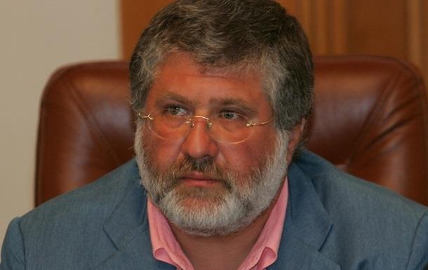 Коломойский заявляет, что не собирается заниматься бизнесом на посту губернатора