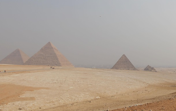 В Египте обнаружена ранее неизвестная пирамида