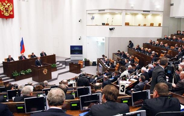 Россия начала подготовку к ответным санкциям в отношении ЕС и США