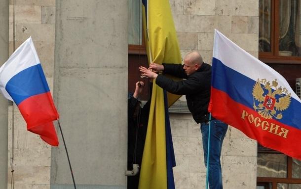 Пророссийские митингующие вновь штурмуют Донецкую ОГА