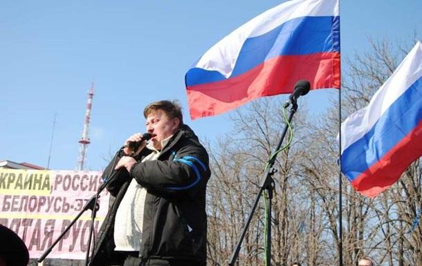 В Луганске на митинге избрали  народного губернатора