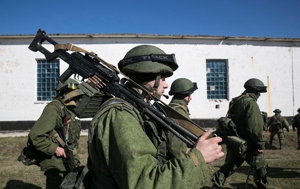 Российские военные захватили украинский вертолет, который доставлял журналистов