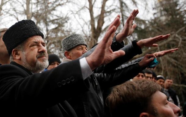 Глава Меджлиса призывает Запад защитить целостность Украины
