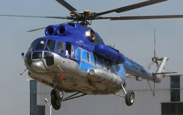 В Севастополе освободили вертолет с журналистами