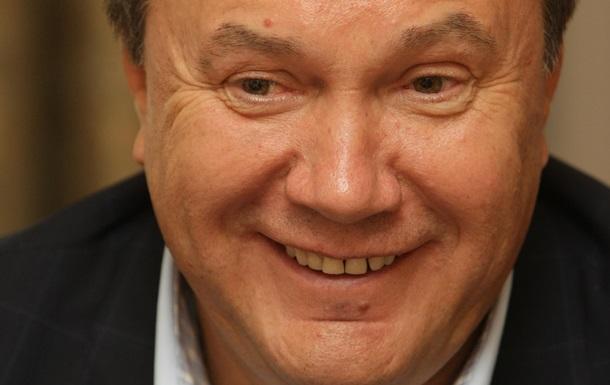 На Януковича завели дело за намерения захватить власть в Украине