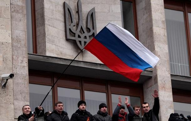 Как пророссийские силы штурмовали Донецкую ОГА. Фоторепортаж