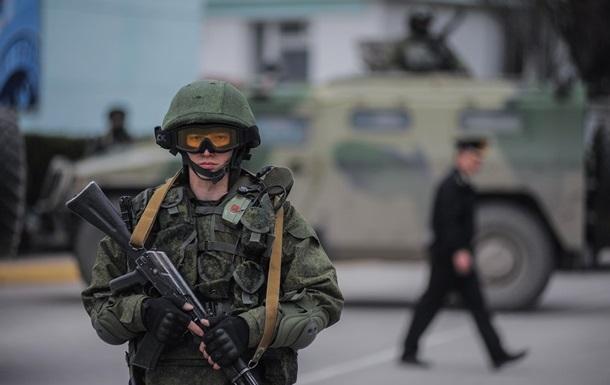 Российские военные планируют штурм украинских воинских частей - СМИ