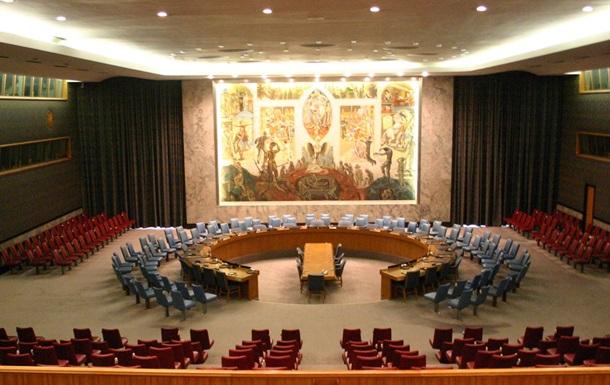 Совбез ООН обсуждает ситуацию в Украине и инцидент с задержанием спецпредставителя генсека в Крыму