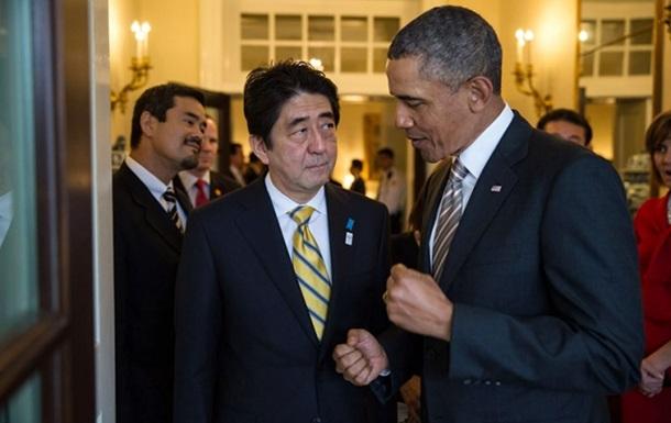 США и Япония подключат страны G7 к урегулированию ситуации в Украине