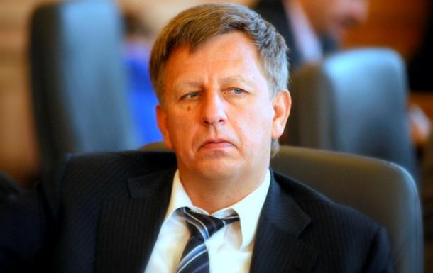 Макеенко уволен с поста главы КГГА – указ