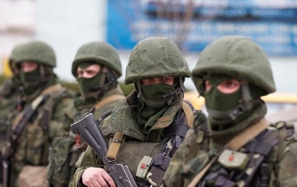 В Севастополе вооруженные люди в военной форме захватили отдел пограничной службы