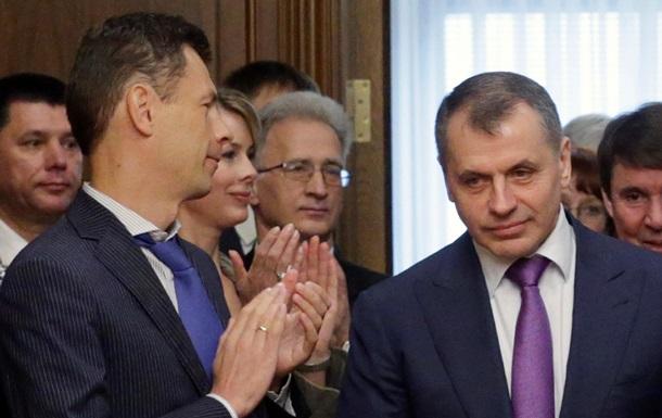 Звучат аплодисменты. Фото московской встречи крымского спикера с руководством Госдумы