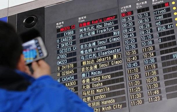 Спасатели пока не нашли обломков Boeing в Южно-Китайском море