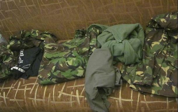 Пограничники задержали пятерых вооруженных россиян