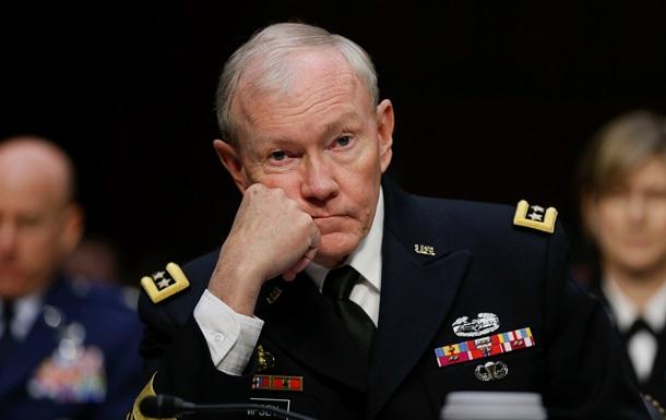 США готовы ответить России военными действиями  – генерал Демпси