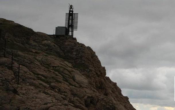 В Крыму напали на радиотехнический пост и демонтировали оборудование