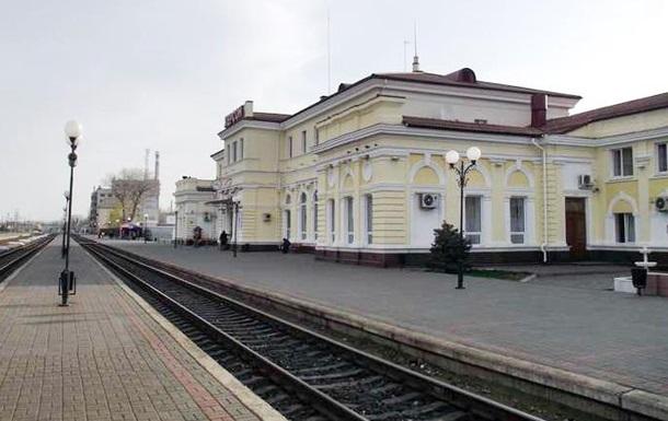 Пограничники усилят контроль на ж/д станциях Запорожской и Херсонской областей