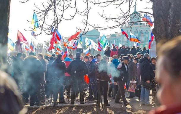 Луганская гвардия просит Путина защитить ее от разгона