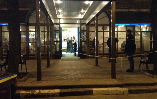Стрельба в кафе Харькова: очередью из автомата убиты два человека