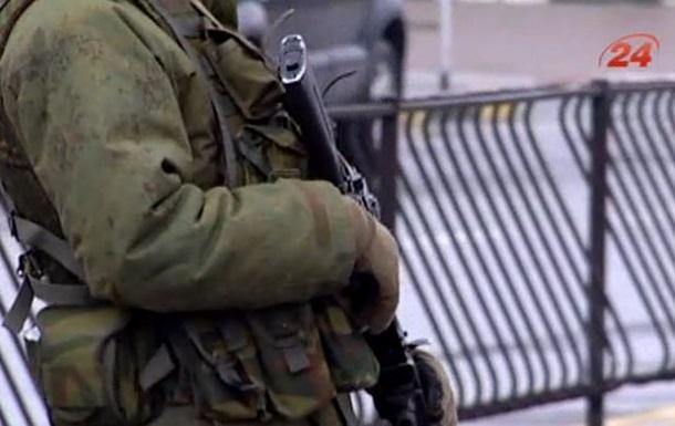 В Бахчисарае неизвестные похитили командира украинской воинской части - СМИ