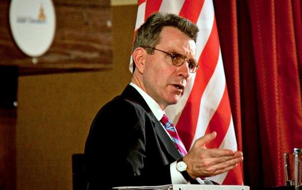 США поддержат любого демократически избранного президента Украины - посол