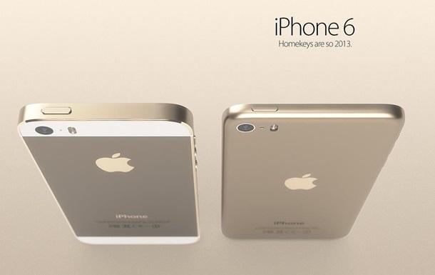 Воздушный смартфон. Создан реалистичный концепт iPhone 6