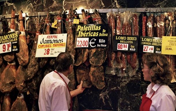 В Испании утвердили новые виды хамона