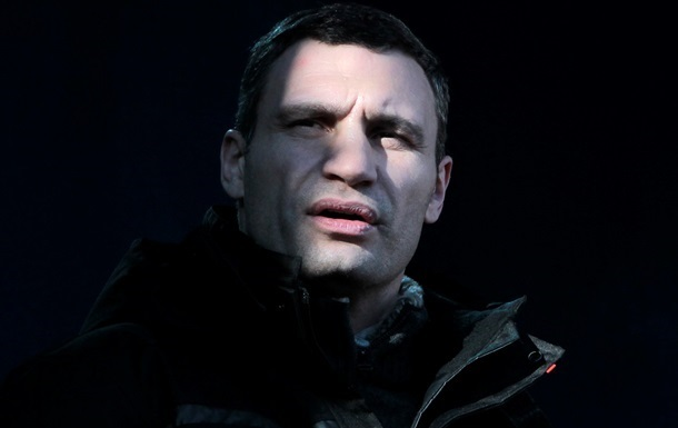 Роспуск крымского парламента инициируют на этой неделе - Кличко