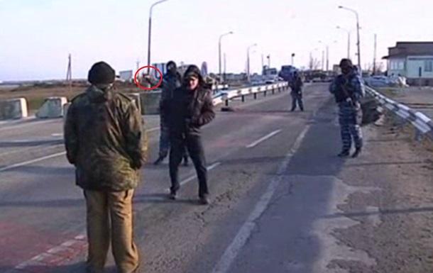 Активиста Автомайдана ранили при попытке проехать в Крым