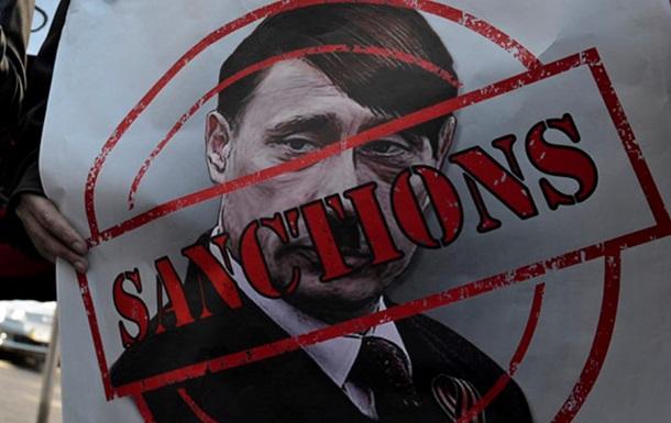 Киевские активисты пикетировали ряд посольств, призвав ввести санкции против России