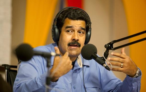 Президент Венесуэлы запустил собственное шоу на радио