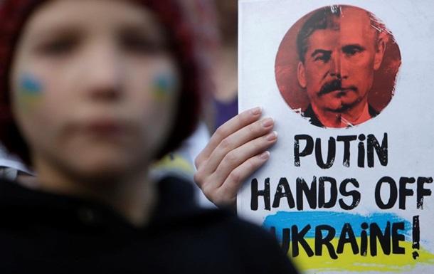 Обзор прессы Британии: Путин повторяет аргументы Сталина