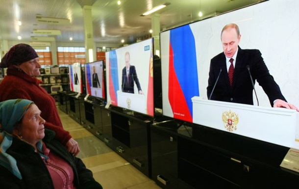 Новости российских телеканалов смотрят только 28% крымчан – исследование