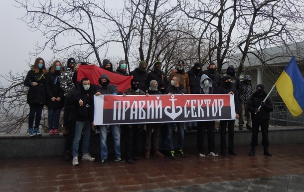 Ярош создает Правый сектор на Востоке Украины