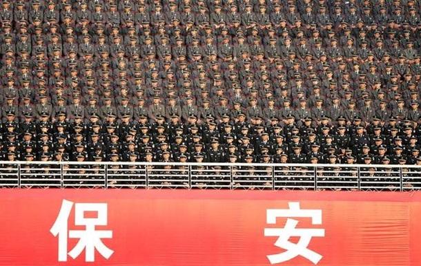 Председатель КНР приказал повысить боеготовность войск