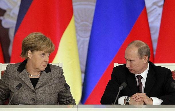 Меркель выступила в бундестаге с правительственным заявлением по Украине