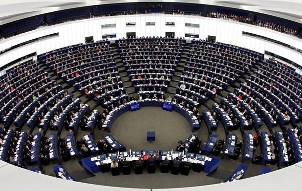 В Европарламенте осудили действия России в Крыму и поддержали Украину