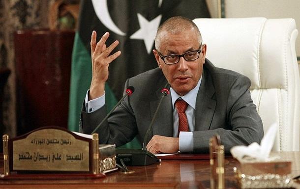 Экс-премьер Ливии попросил убежища в Германии