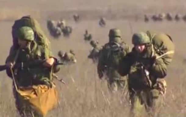 Россия проводит самые масштабные за 20 лет учения десантников