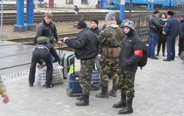 Крымская самооборона взяла в заложники французского журналиста