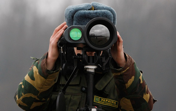 Самолет Госпогранслужбы обстреляли с российского блокпоста