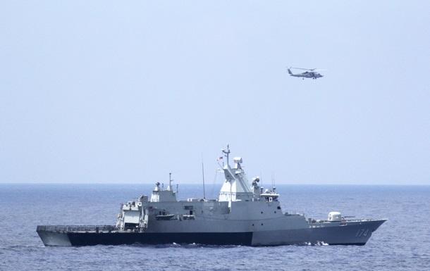Корабли американского флота направились из Средиземноморья в район Персидского залива