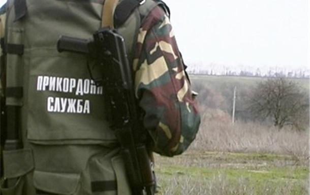 В Донецкой области вне пункта пропуска пограничниками задержаны российские экстремист и журналист