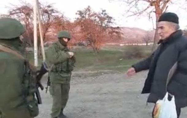 Мне опять в Сибирь или на Урал? . Разговор крымского татарина с солдатом РФ