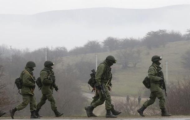 Около 100 единиц российской военной техники сосредоточены в Джанкое